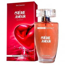 Женский парфюм Natural Instinct Best Selection Cherie Amour, объем 50 мл