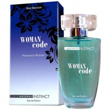 Женские духи Natural Instinct Best Selection Woman Code, объем 50 мл