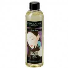 Массажное масло Stimulation Massage Oil Ylang-Ylang 250 мл, Hot 66005