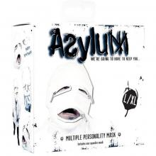 Topco Sales «Asylum Multiple Personality Mask» шлем-маска с застежками молниями L/XL