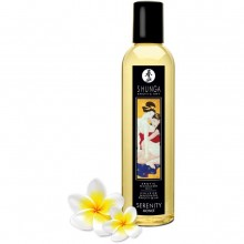Shunga «Erotic Massage Oil Serenity» масло массажное «Моной» 250 мл