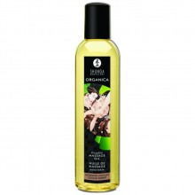 Shunga «Erotic Massage Oil Organica» масло массажное «Пьянящий шоколад» 250 мл