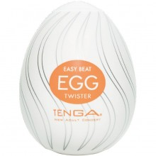 Tenga Egg «Twister» №4 мастурбатор-яйцо
