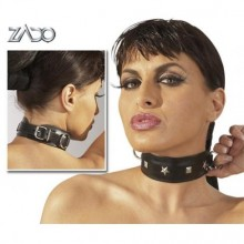 ZADO Leather Collar ошейник для BDSM из кожи
