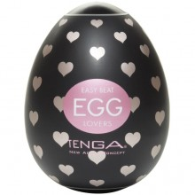 Tenga Egg «Lovers Black» мастурбатор-яйцо
