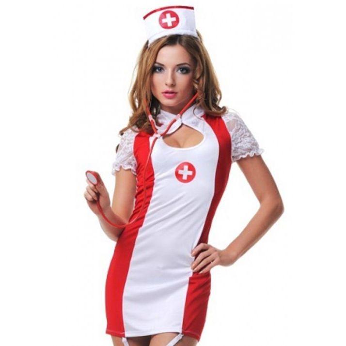 Порно костюм медсестры фото