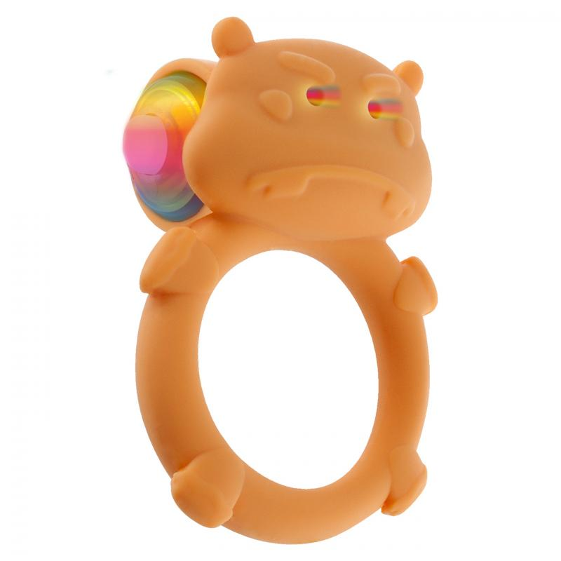 Pooping on toy dlido