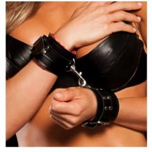 Наручи X-PLAY «Passion Fur Wrist Cuffs Red» 2062XP