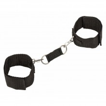 Наручники «Bondage Collection Wrist Cuffs», размер Plus Size, Lola Toys 1051-02Lola