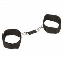 Поножи «Bondage Collection Ankle Cuffs», размер Plus Size, Lola Toys 1052-02Lola