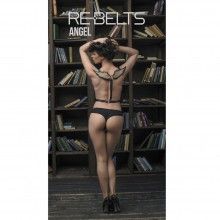 Портупея для женщин Rebelts «Angel Black», 7720Rebelts