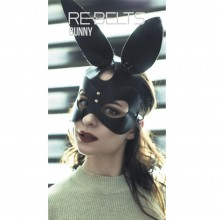 БДСМ маска «Bunny Black», Rebelts 7719Rebelts