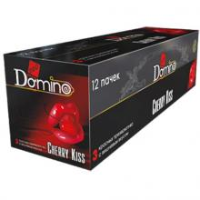 Презервативы Domino «Premium Cherry Kiss», 12 пачек по 3 презерватива