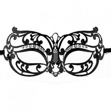 Маска Tribal Masquerade Black SH-OU132BLK