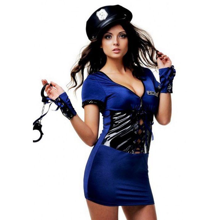 эротические костюмы полицейские - 14