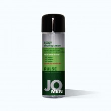 Крем для бритья «JO Pulse Cucumber Male Body Shaving Cream», объем 240 мл, ABSSJ40180
